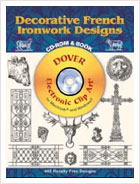 Decorative French Ironwork Designs