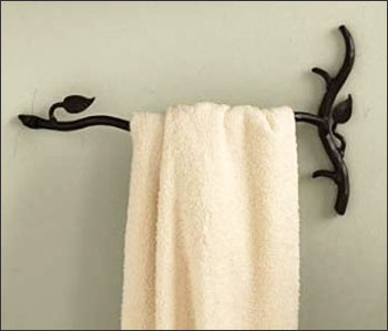 Iron Towel Holders