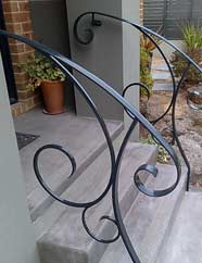 staircase balcony railing kits interior circular staircases