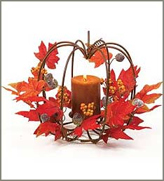 Decorative Wrought Iron Candle Holders For Christmas