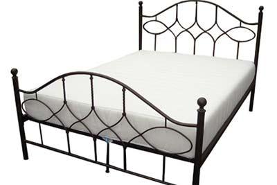 Wrought Iron On Wrought Iron Beds Wrought Iron Bed Frames Wrought Iron