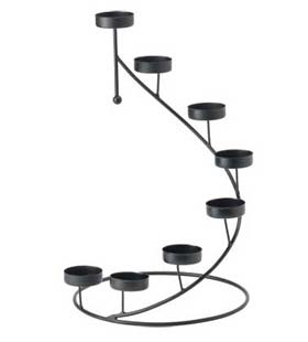 Decorating Ideas With Wrought Iron Votive Candle Holders
