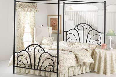 master canopy adjustable frame on wrought iron beds wrought iron bed frames wrought iron beds designs - Rod Iron Bed Frame