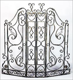 Wrought iron decorative wall panels wrought iron panels metal wall panels - Wrought iron decorative wall panels ...