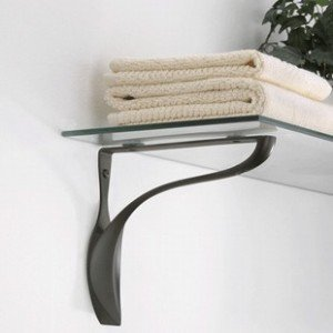 Wrought Iron Shelf Brackets Designs Wrought Iron Shelf