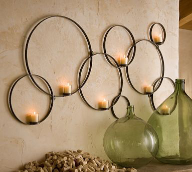 Renewable Sustainable Wall Decor Concepts With Wrought Iron
