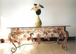 Wrought Iron Table
