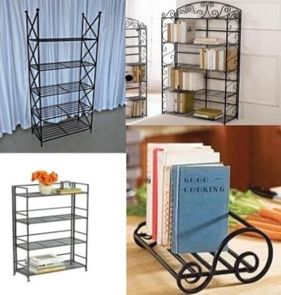 Send Online Enquiry For Whole Purchase Of Wrought Iron Bookcases Book Racks Stands Bookshelves Etc